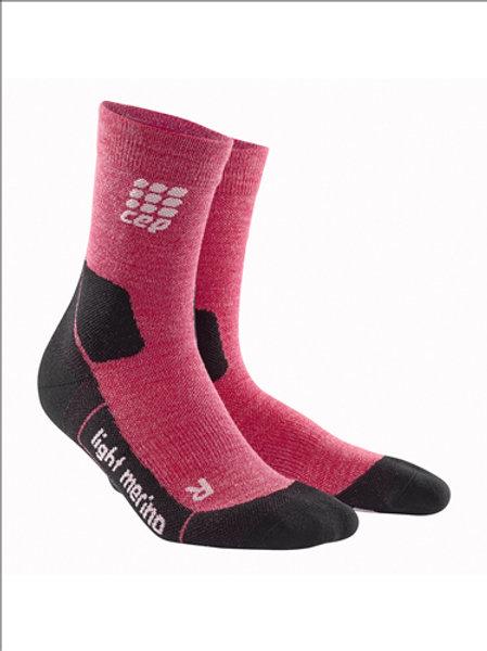 Outdoor Light Merino Low Cut Socks