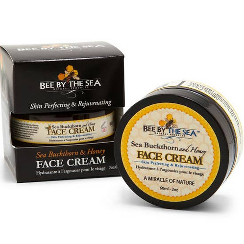 (Bee by the Sea) Face Cream Tin