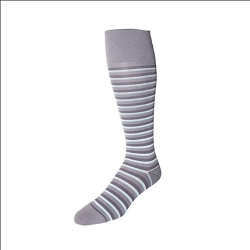 Rejuva Striped Compression Socks 15-20mmHg