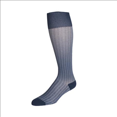 Rejuva Herringbone Compression Sock 15-20 mmHg