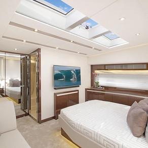 Prestige 680 owner's suite