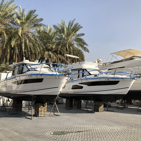 Two brand new Merry Fisher's in UAE