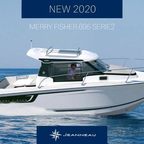 Discover the new Jeanneau Powerboats for 2020!