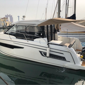 🛥⚓️ Merry Fisher 895 in Abu Dhabi