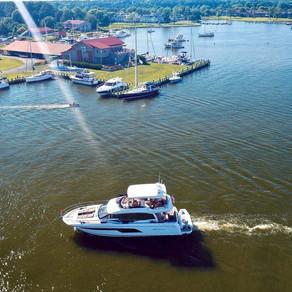 Prestige Yacht Summer Getaway