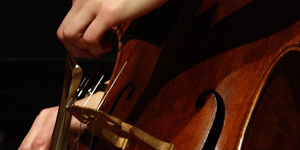 Postponed! Bach's birthday concert