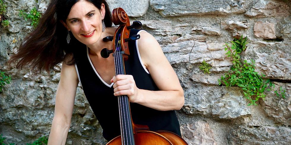 Union College Solo Cello Recital, Taylor Music Center