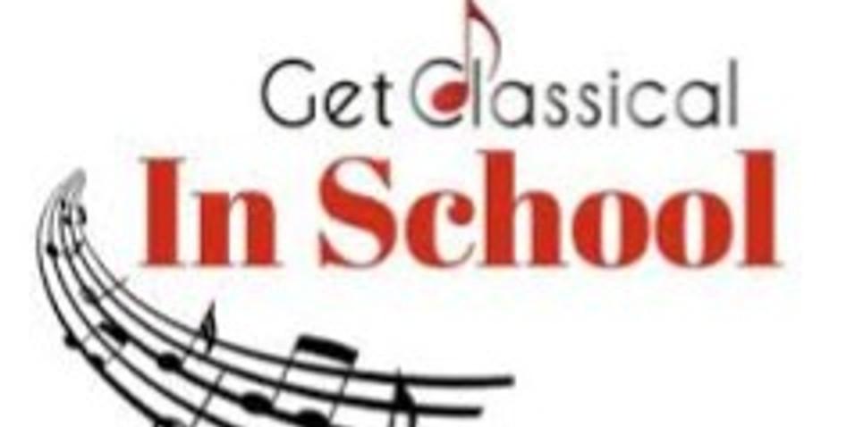 Postponed! Ekstasis Duo at Get Classical