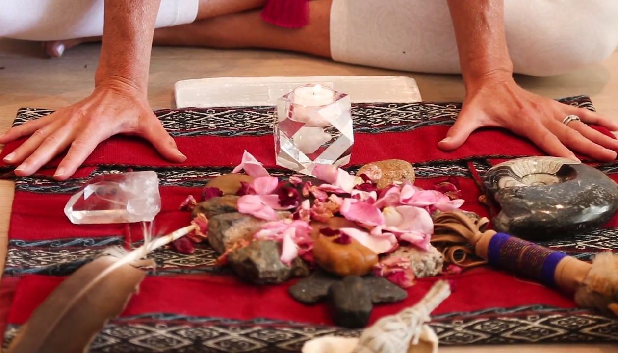 Mara Branscombe & Shamanic Yoga