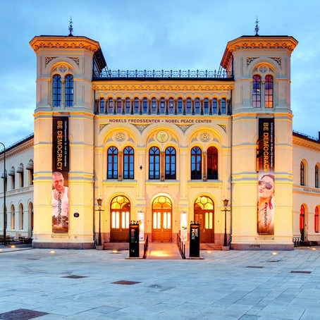 Everything You Need To Know About Oslo's Very Own Nobel Prize!