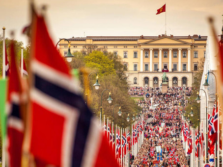Enjoy The 17th Of May The Norwegian Way!