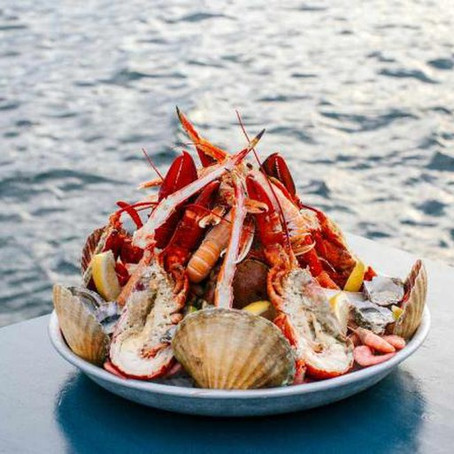 The Treasures Of The Sea: Discover Oslo's Best Seafood Restaurants