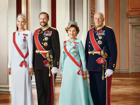 Everything You Really Need To Know About The Norwegian Royal Family