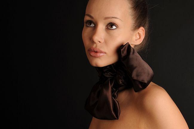 Portraitfoto junge Frau Bonn