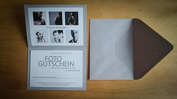 Gutschein Fotoshooting in Bonn