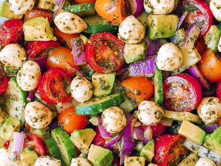 The Bomb Avocado Salad