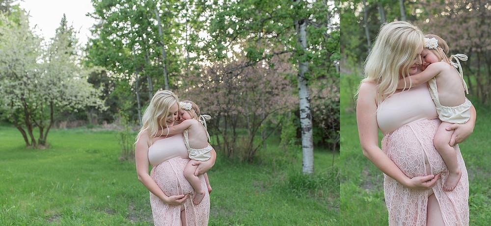 Stettler maternity photographer