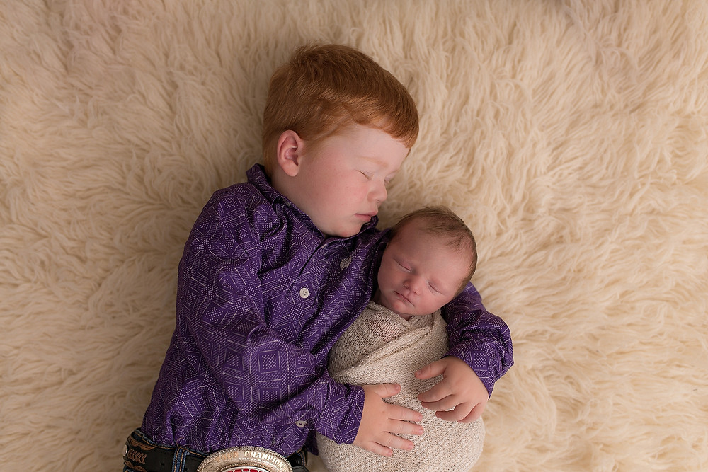 Stettler Newborn Photographer