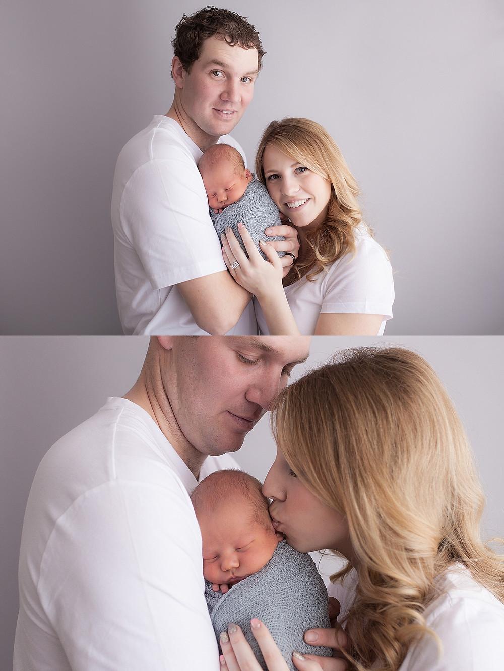 Stettler Newborn Photographer