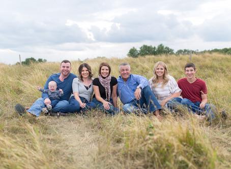 Hiemstra Family ›› Stettler Family Photographer