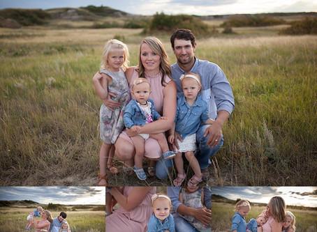 Saruga Family Session ›› Stettler Family Photographer