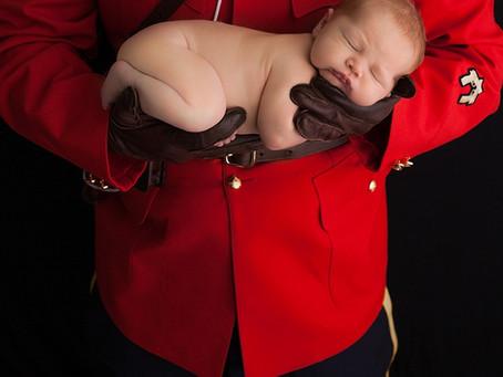 Baby Grant ›› Stettler Newborn Photographer