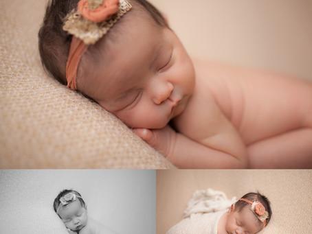 Baby Graciela ›› Stettler Newborn Photographer
