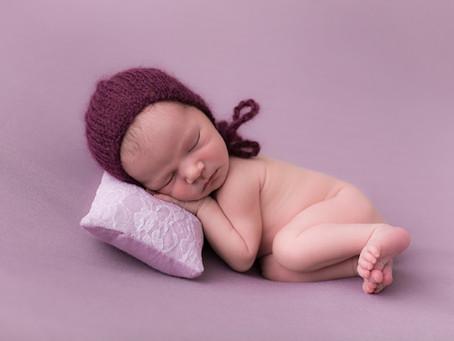 Baby Arianna ›› Stettler Newborn Photographer
