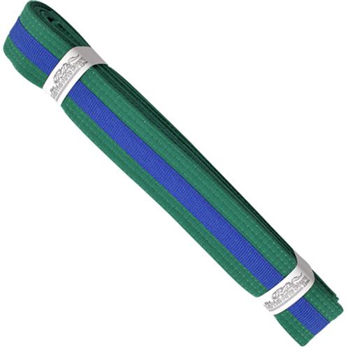 Green Belt Blue tag