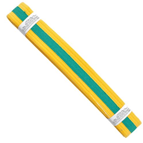 Yellow belt Green Tag