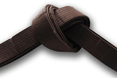 Preschool Sixth Grading Brown Belt