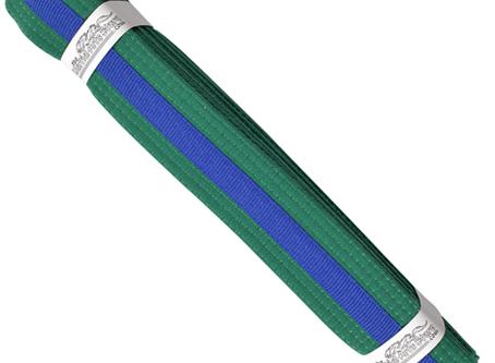 Green Belt Blue Tag Grading