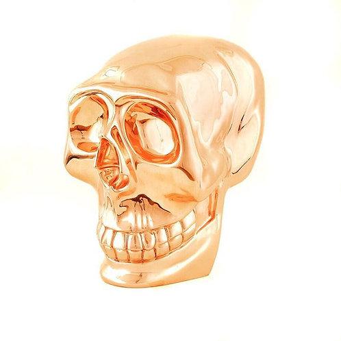 Pure Copper Skull
