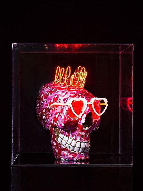 Queen Skull - SOLD -