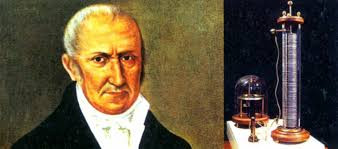 Alessandro Volta and the Voltaic Pile