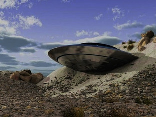 The Kingman UFO Crash
