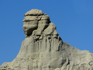 The Mysterious Sphinx of Balochistan