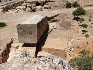 The Hi-tech Stonework of the Ancients