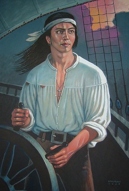 Magellan's slave Enrique of Malacca
