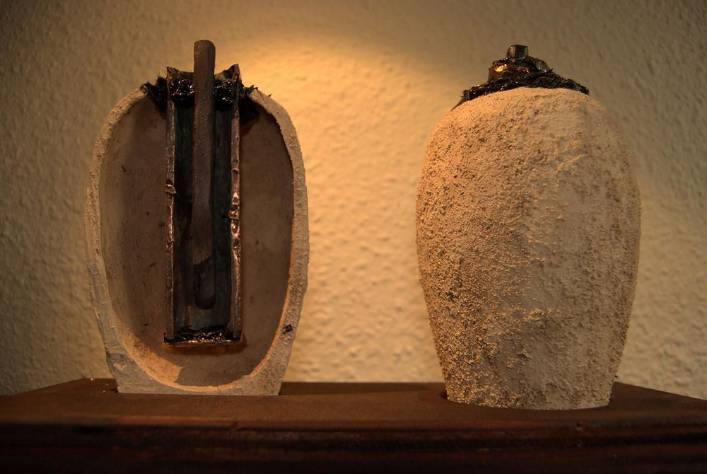The Baghdad 'battery' found in Iraq