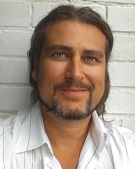 Author JP Robinson