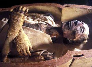 The Mysterious Cocaine Mummies