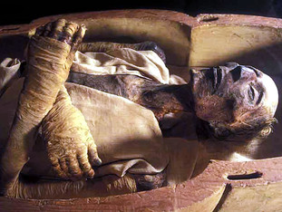 The Mysterious Cocaine Mummies