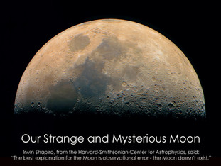Did Extraterrestrials Build The Moon?