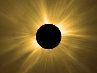 The Solar Eclipse and the UFO