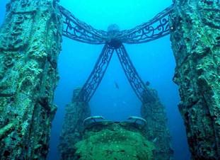 Finding Atlantis: Underwater Anomalies