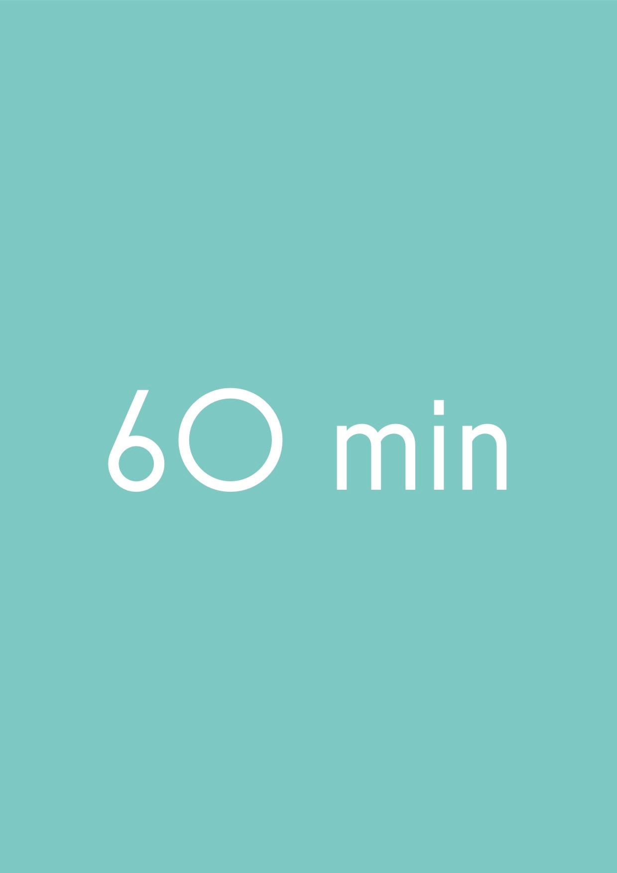 Einzelne Lektion x 60 Minuten