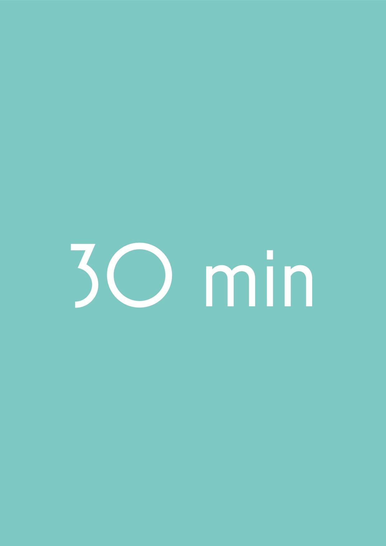 Einzelne Lektion x 30 Minuten