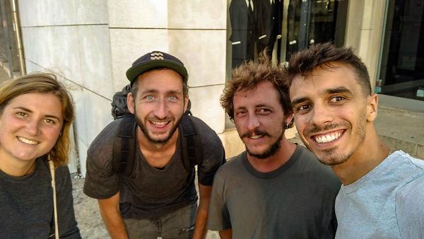 Dave Hakkens, Precious Plastic, Project Kamp Portugalu