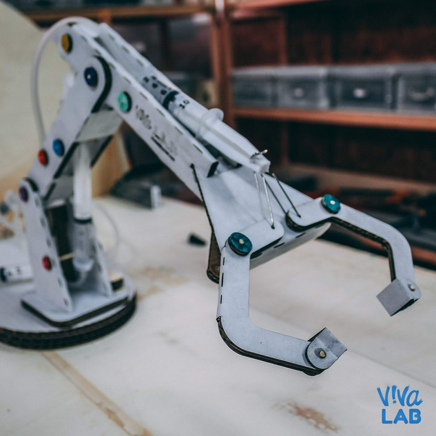 Laser Cut Robotic Arm VIVALab.jpg